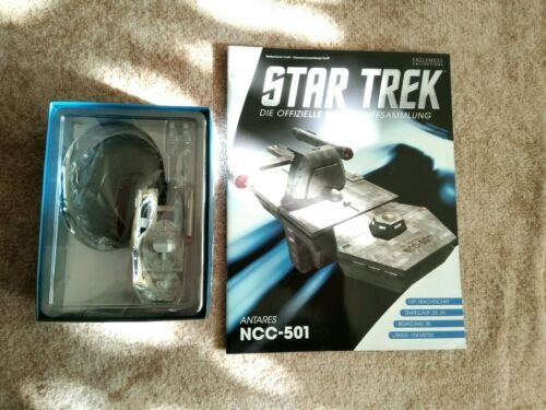 Textilien & Merchandising Star Trek Eaglemoss Starship Collection Voth Forschungsschiff Ausgabe #62