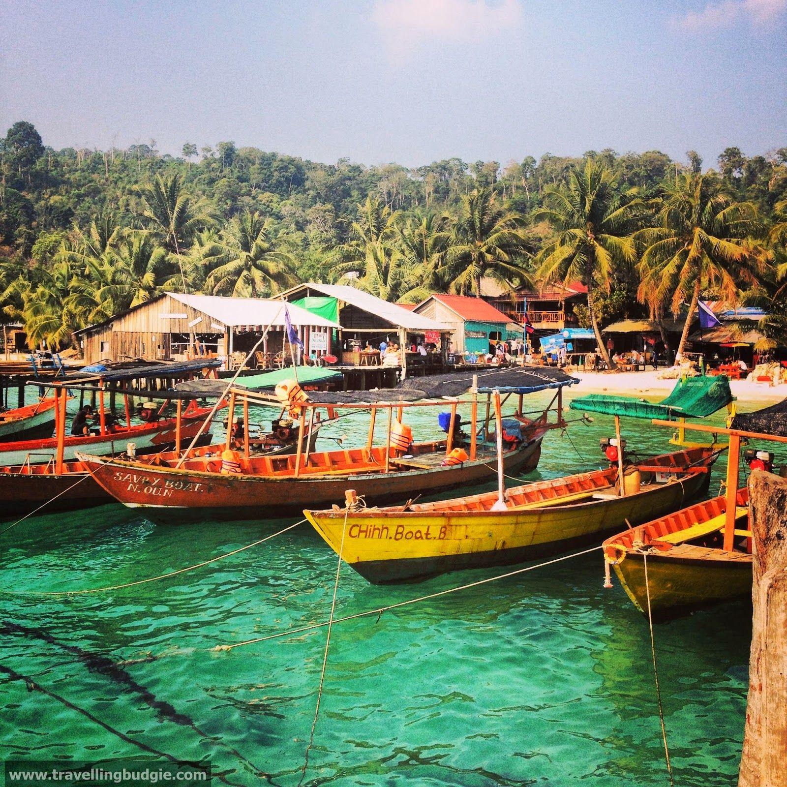 Cambodia: Beach Times And Island Paradise