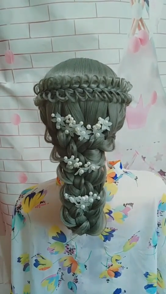 Hairstyle Tutorial 170 Bride Hairstyle