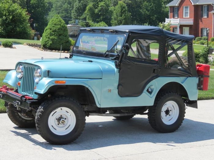 Hemmings Find Of The Day 1969 Jeep Cj 5 Hemmings Daily In 2020