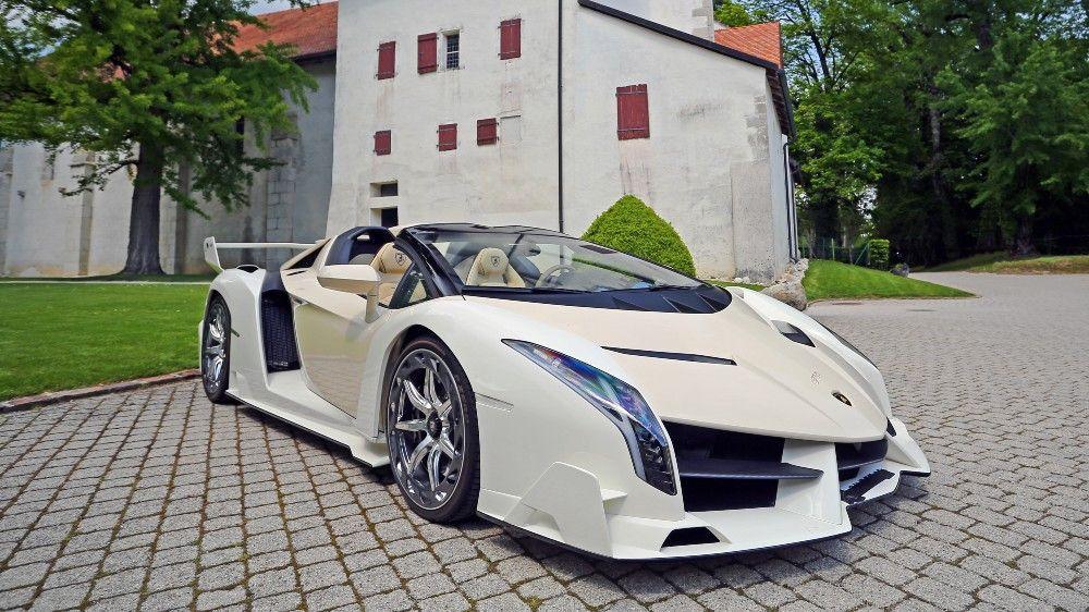 Icymi This Super Rare Lamborghini Veneno Roadster Is About To Go