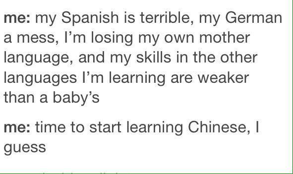 Polyglot Problems Polyglotprobs Bilingual Humor Problems Funny Funny Quotes