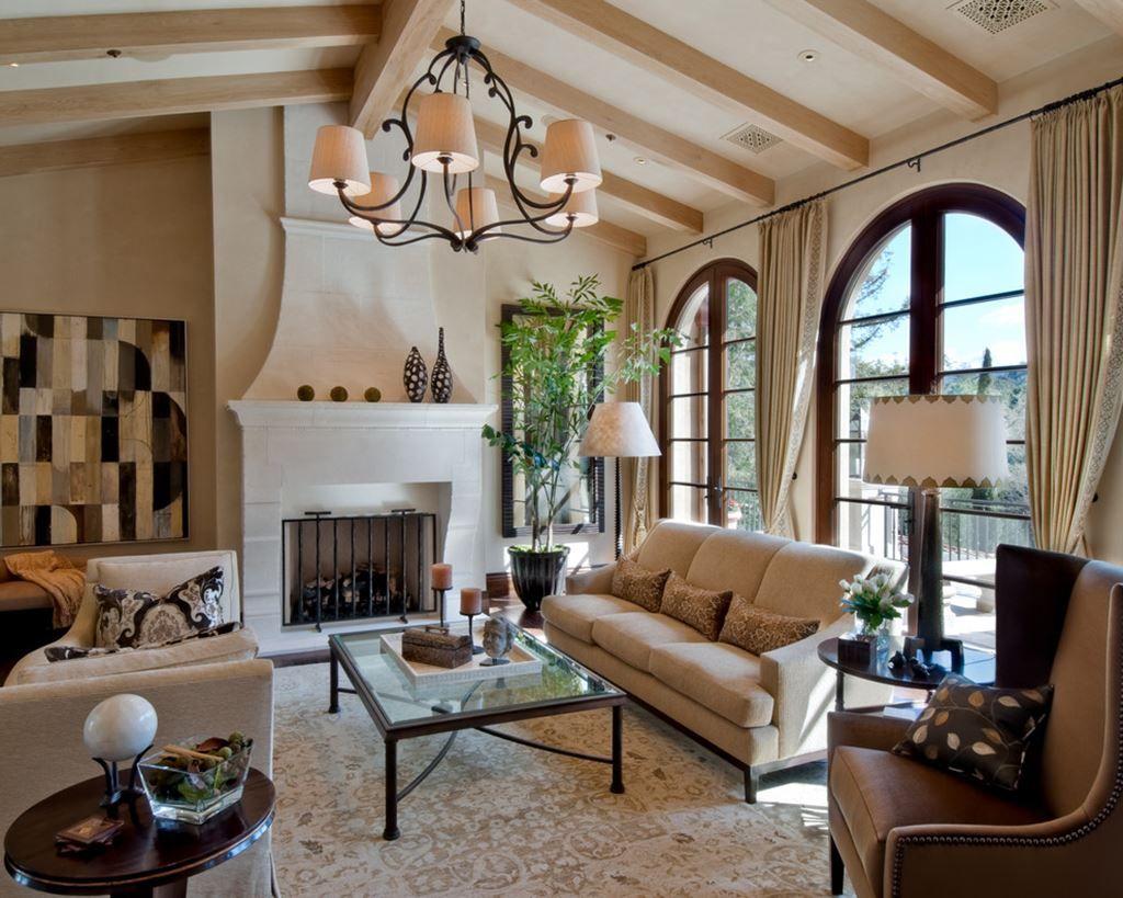 Mediterraneanstyle Living Room Design Ideas Homedecor Mediterranean Living Rooms Mediterranean Home Decor Mediterranean Decor