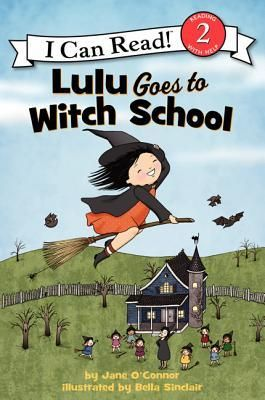Lulu Witch can't wait to start school. She has a new broom and a lunch box with Dracula on it. She likes her teacher, Miss Slime. But Lulu h...