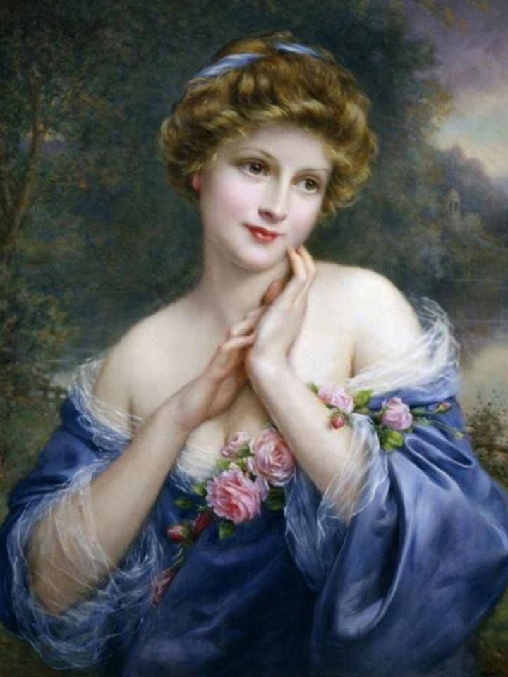 By Francois Martin Kavel 1861-1931