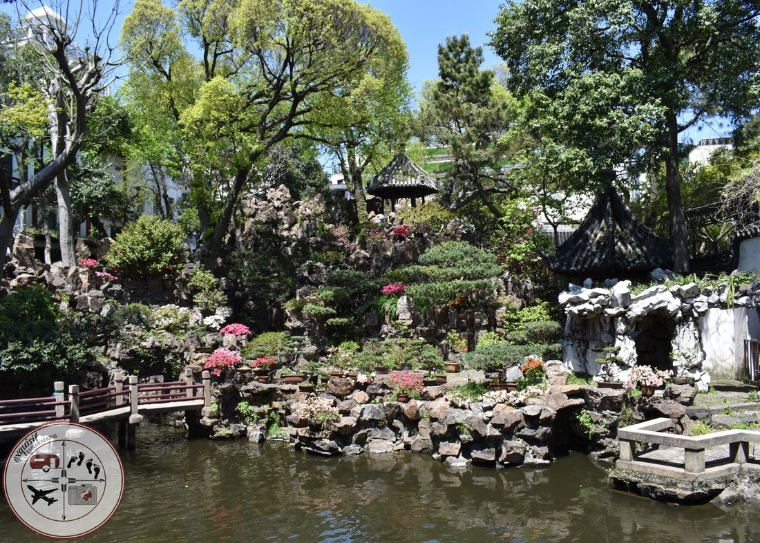 Yu Garden, Shanghai, China; Photos to Inspire you to Visit