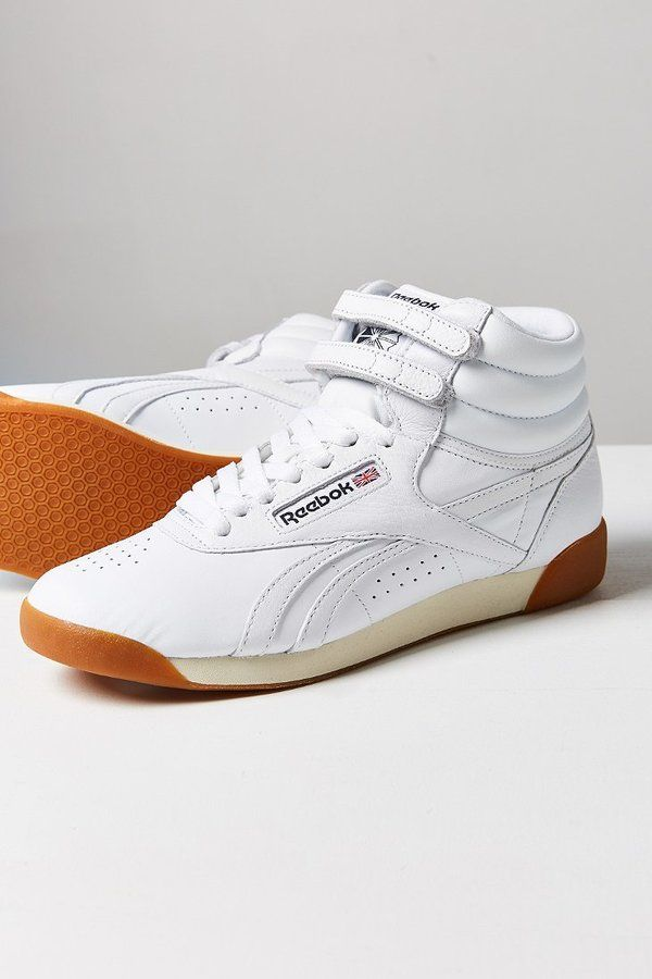 Reebok Freestyle Hi Fitness Sneaker old school 7e6e892be