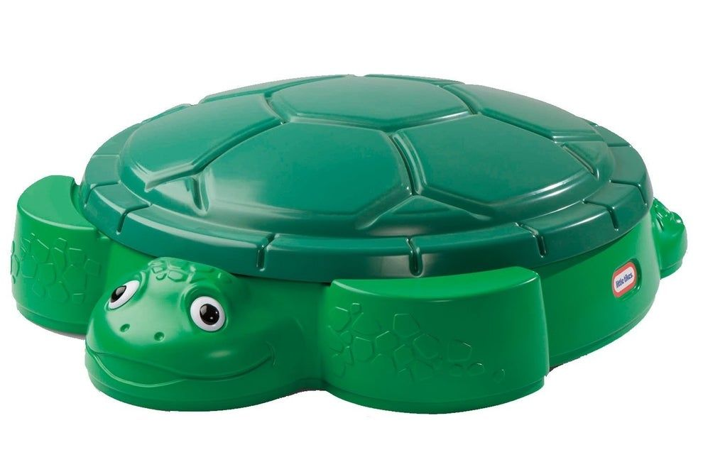 How Much Sand Does A Green Turtle Sandbox Need Sandbox Green