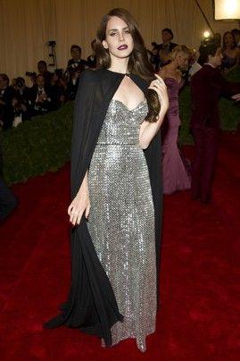 Lana Del Ray @ Met Gala
