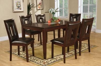 Dining Table By Coaster Furniture By Coaster Home Furnishings