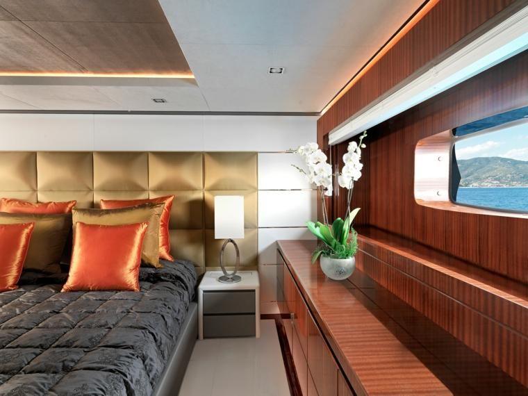 Von Luxusyachten inspirierte Innenräume - anspruchsvolle und