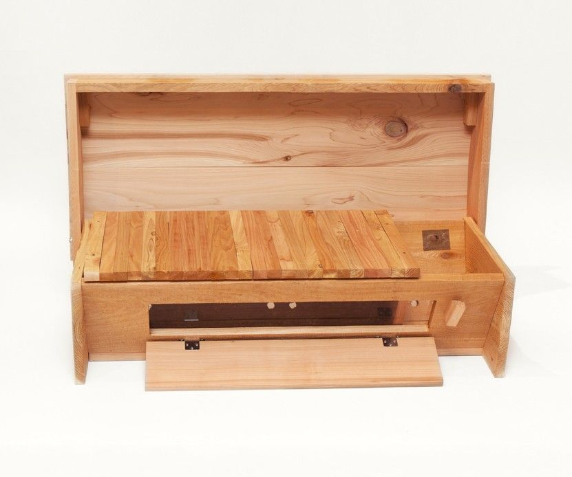 top bar hive for sale in OR. $255 w/o legs | Top bar hive ...