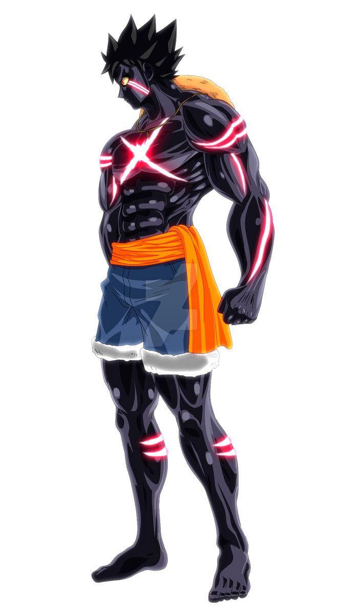 Luffy Gear 4 Tattoo: Luffy Gear 5 Anime War By Merimo-animation