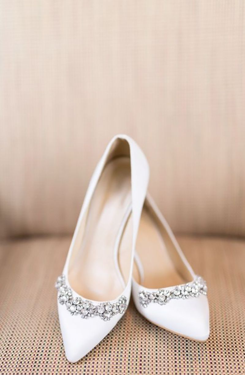 b820bd4a9 Sapatilha de noiva | acessórios casamento | Sapatos de casamento ...