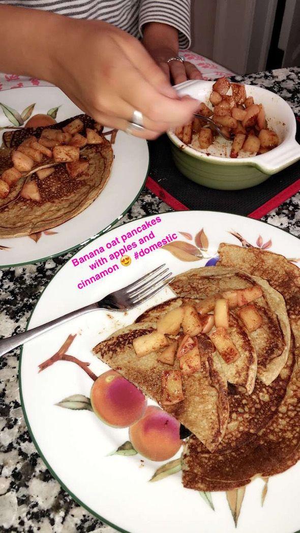 The blonde prep my healthy snapchat pancake recipe yummy the blonde prep my healthy snapchat pancake recipe forumfinder Gallery