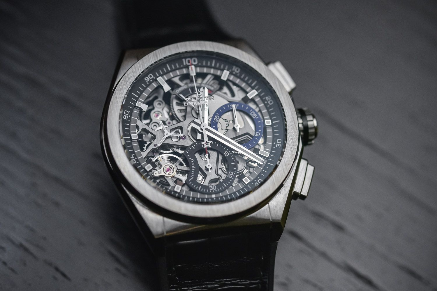 Hands On Zenith Defy El Primero 21 Video Specs Price Zenith Watches Luxury Watches For Men Monochrome Watches