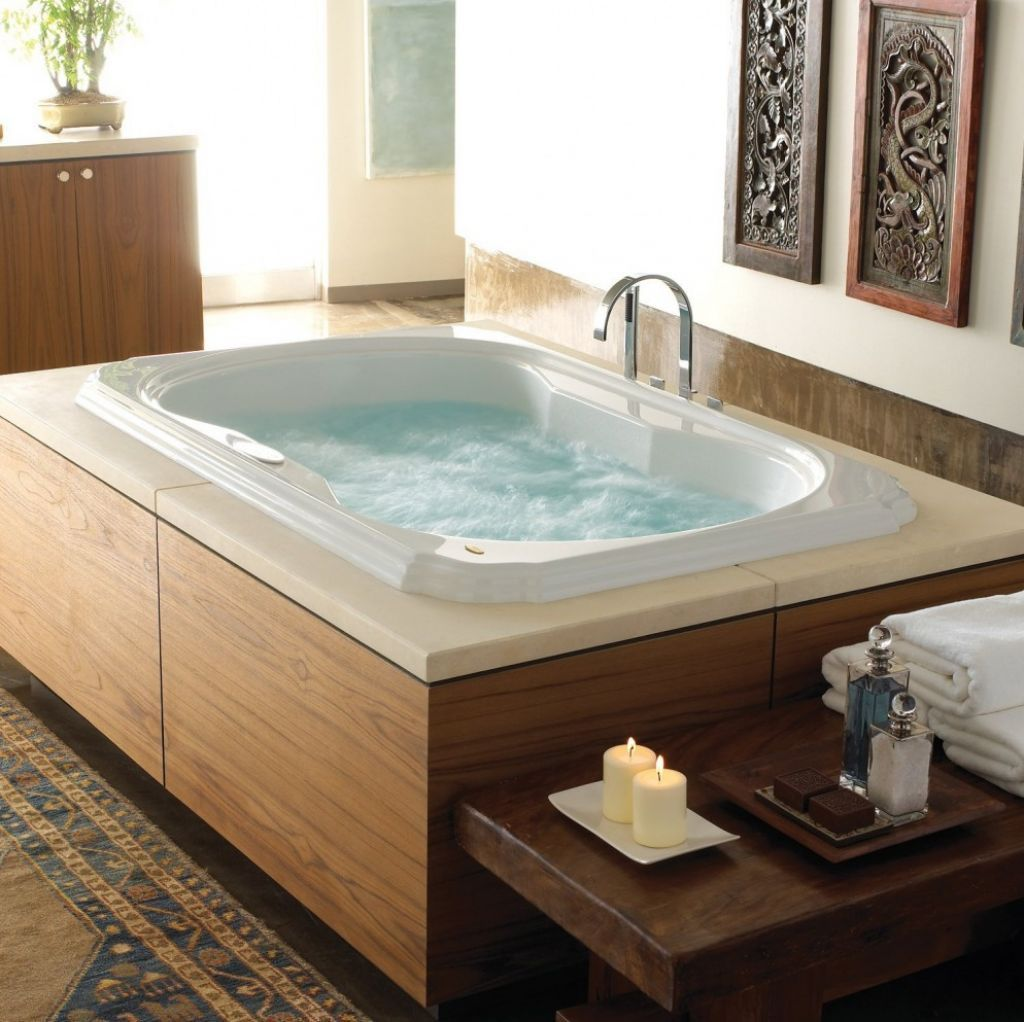 Bathroom Whirlpool Tubs - Ask most people and they will quickly tell ...