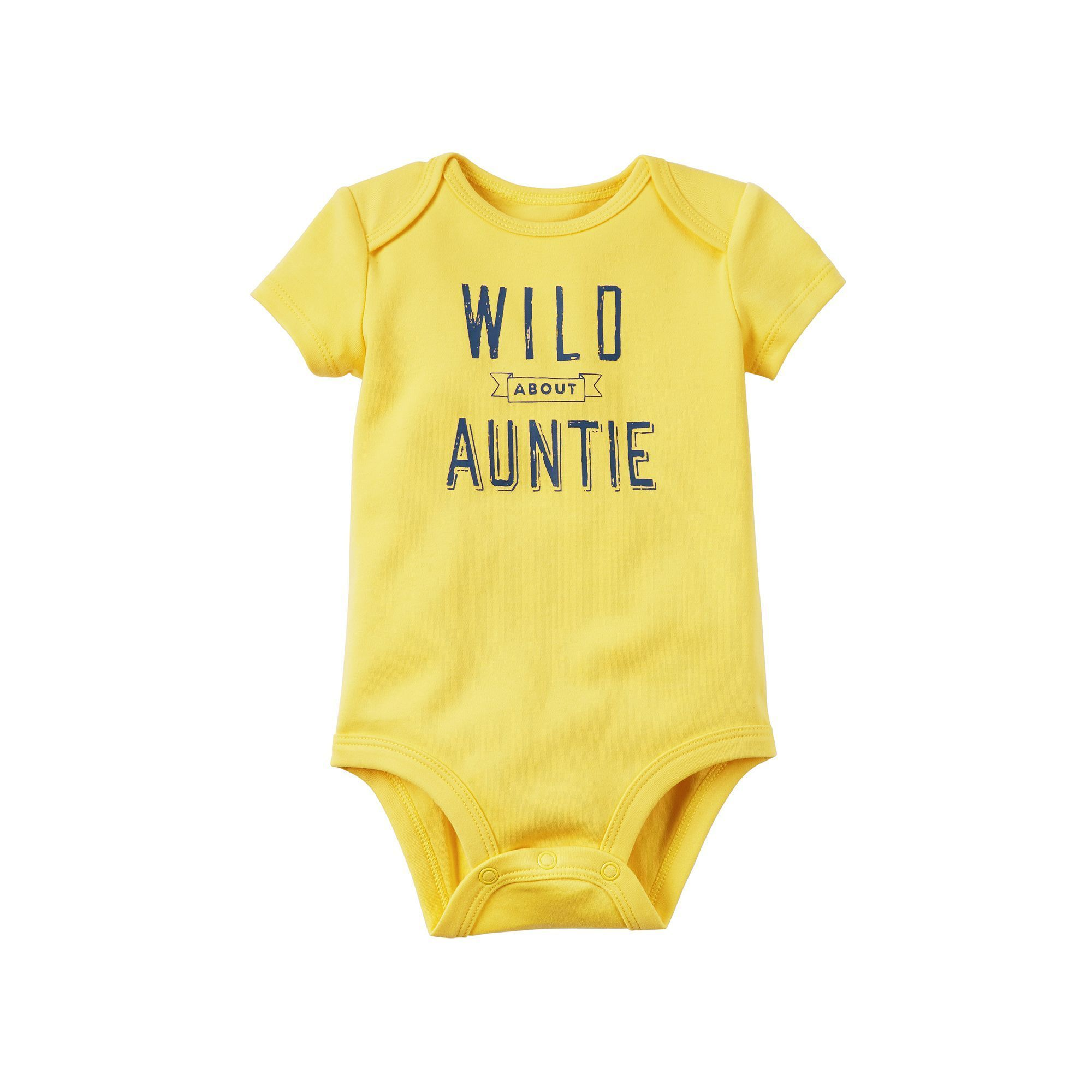 Baby Boy Carter s Family Graphic Bodysuit Green