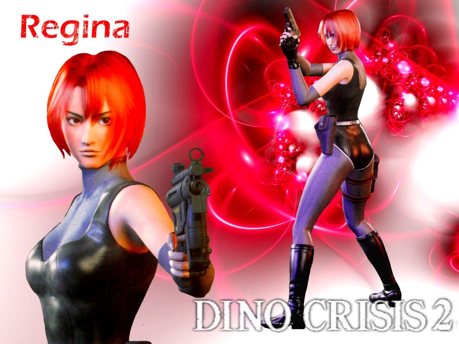 Regina Dino Crisis Dino Crisis Dinosaur Hunter Dinos