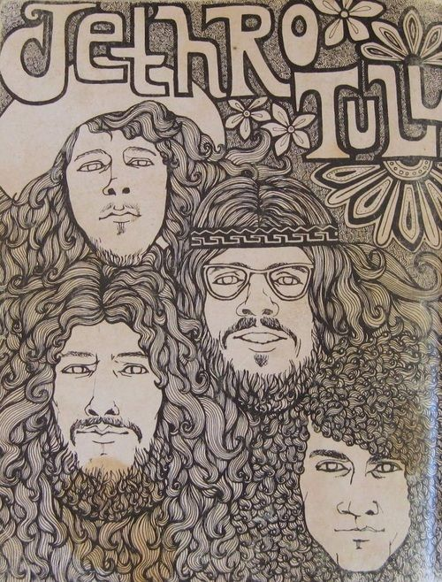 ☯☮ॐ American Hippie Psychedelic Classic Rock Music Retro Vintage ~ jethro tull
