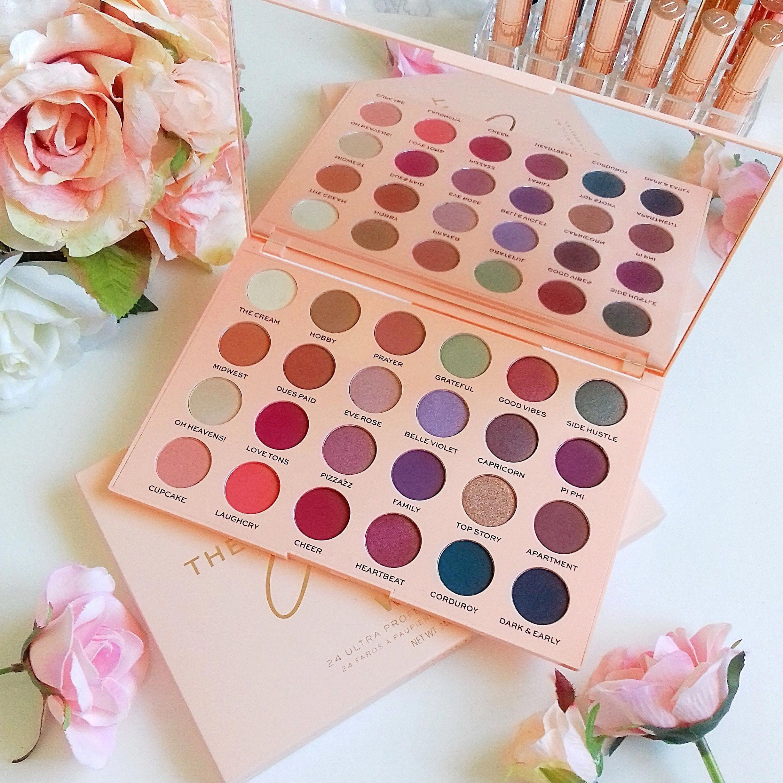 Emilynoel83 Makeup Revolution Collab, The Emily Edit The