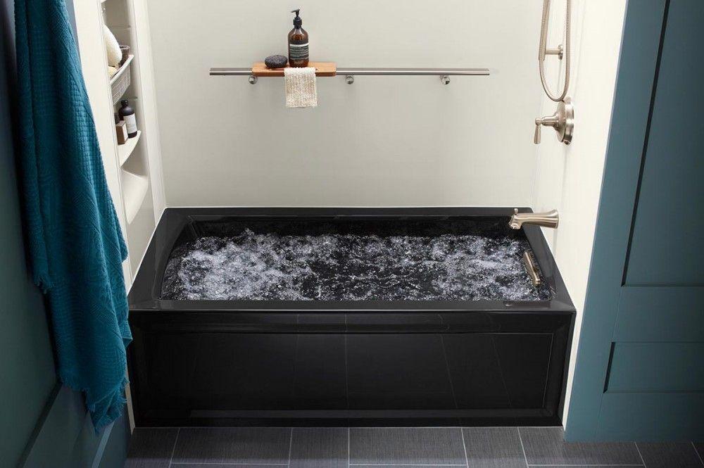 nested guest bathroom  kohler ideas  guest bathroom