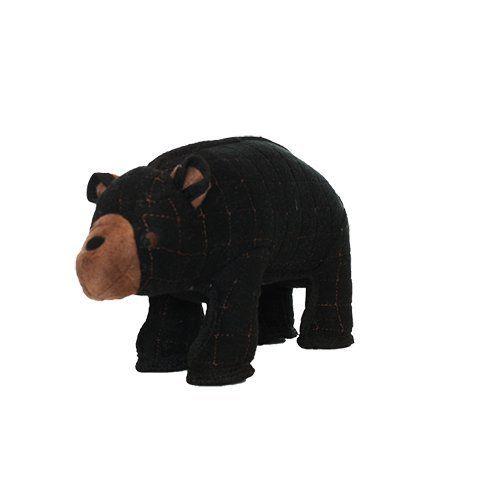 Tuffy Beaufort Bear Zoo Dog Toy Tuffy Dog Toys Bear Lion Sculpture