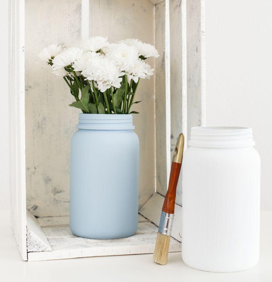 kreidefarbe chalk paint selber machen diy pinterest kreidefarbe selber machen und. Black Bedroom Furniture Sets. Home Design Ideas