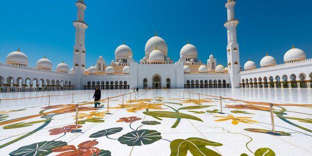 Sheikh Zayed Mosque Architravel Sheikh Zayed Grand Mosque Mosque Grand Mosque