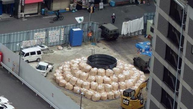 Una bomba de la II Guerra Mundial obliga a desalojar un barrio de Osaka