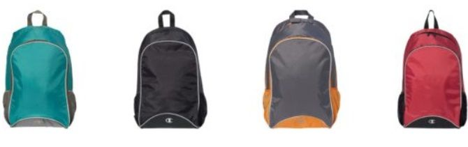 59c17440e0 Champion Capital Backpack ONLY  9.99 Shipped  reg.  49.99