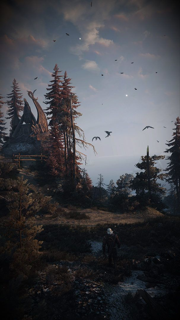 A Collection Of My Favorite 4k Witcher 3 Screenshots That I Ve Taken Over The Past Two Years The Game Is By Far The Most Beautiful Game I Ve Ever Played In My