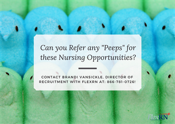 Apply For These Washingtondc Nursing Positions Or Refer A Peep