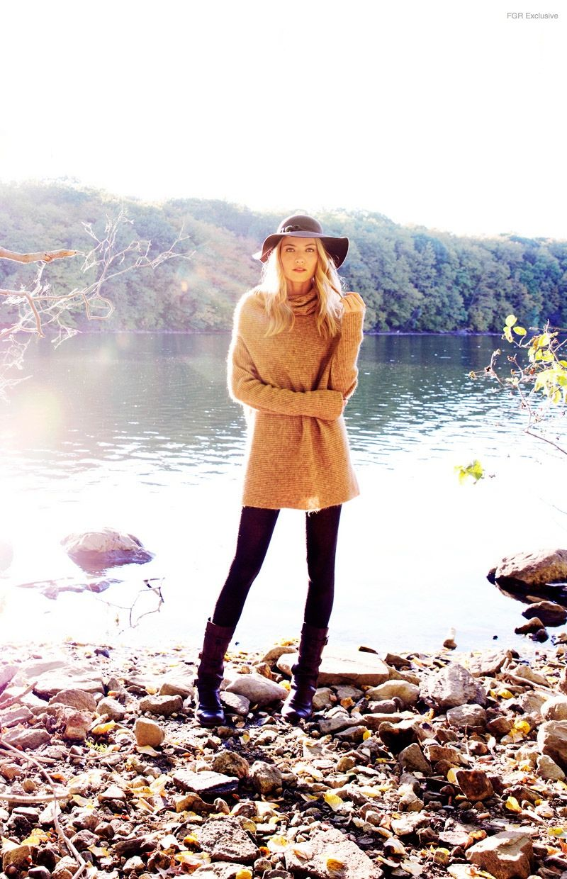 FGR Exclusive | Barbara Berger by Della Bass in Fall Story
