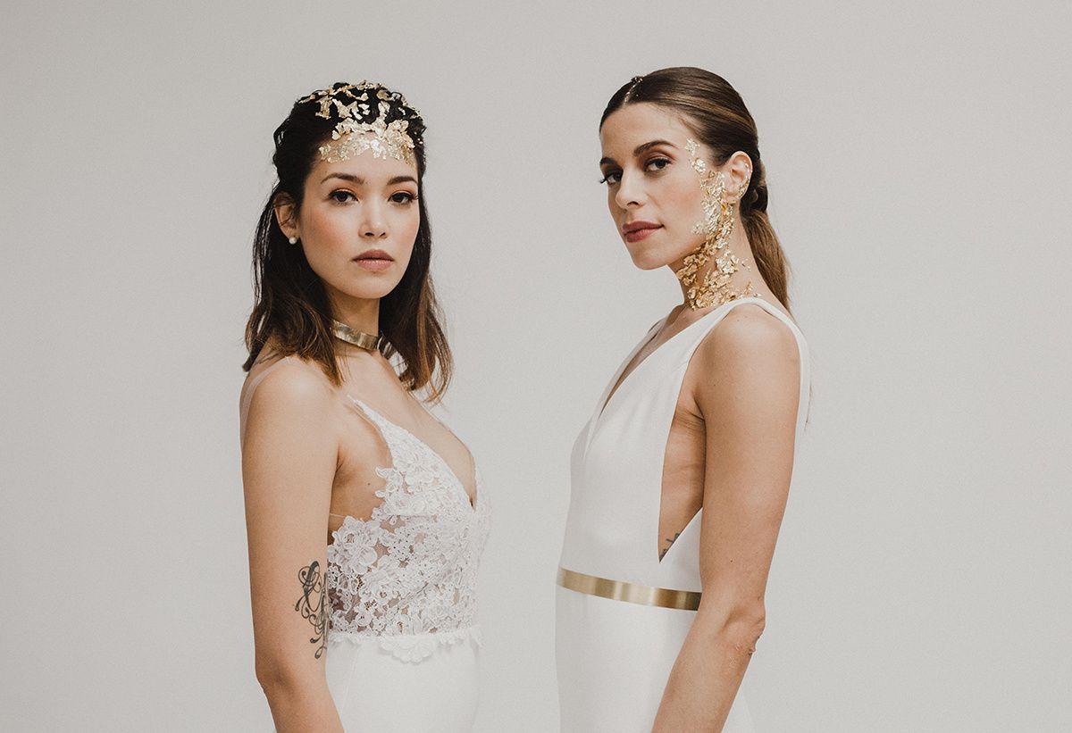 Chicago wedding dresses  Alyssa Kristin Bridal  Chicago Wedding Dress Designer  Alisha Tova