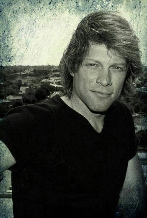 Just because I love (Jon) Bon Jovi