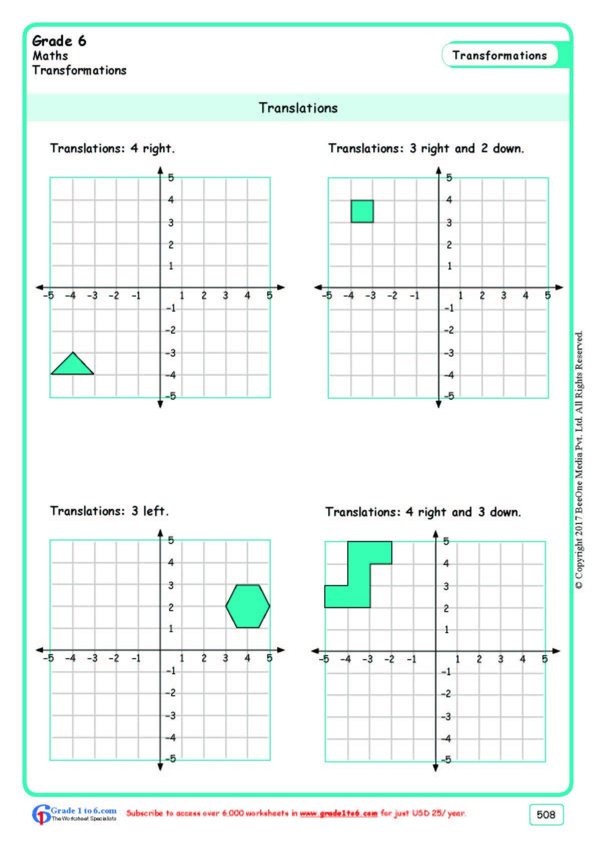 Pin On Grade 6 Math Worksheets Myp Cbse Icse Common Core [ 1683 x 1191 Pixel ]