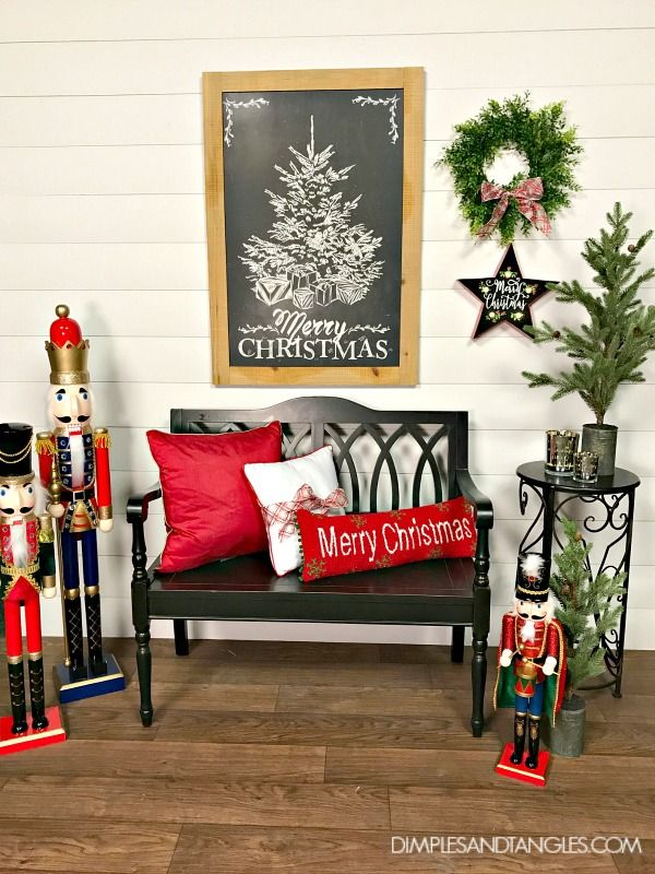 MY 45 SECONDS OF FAME WITH HOBBY LOBBY Christmas Pinterest