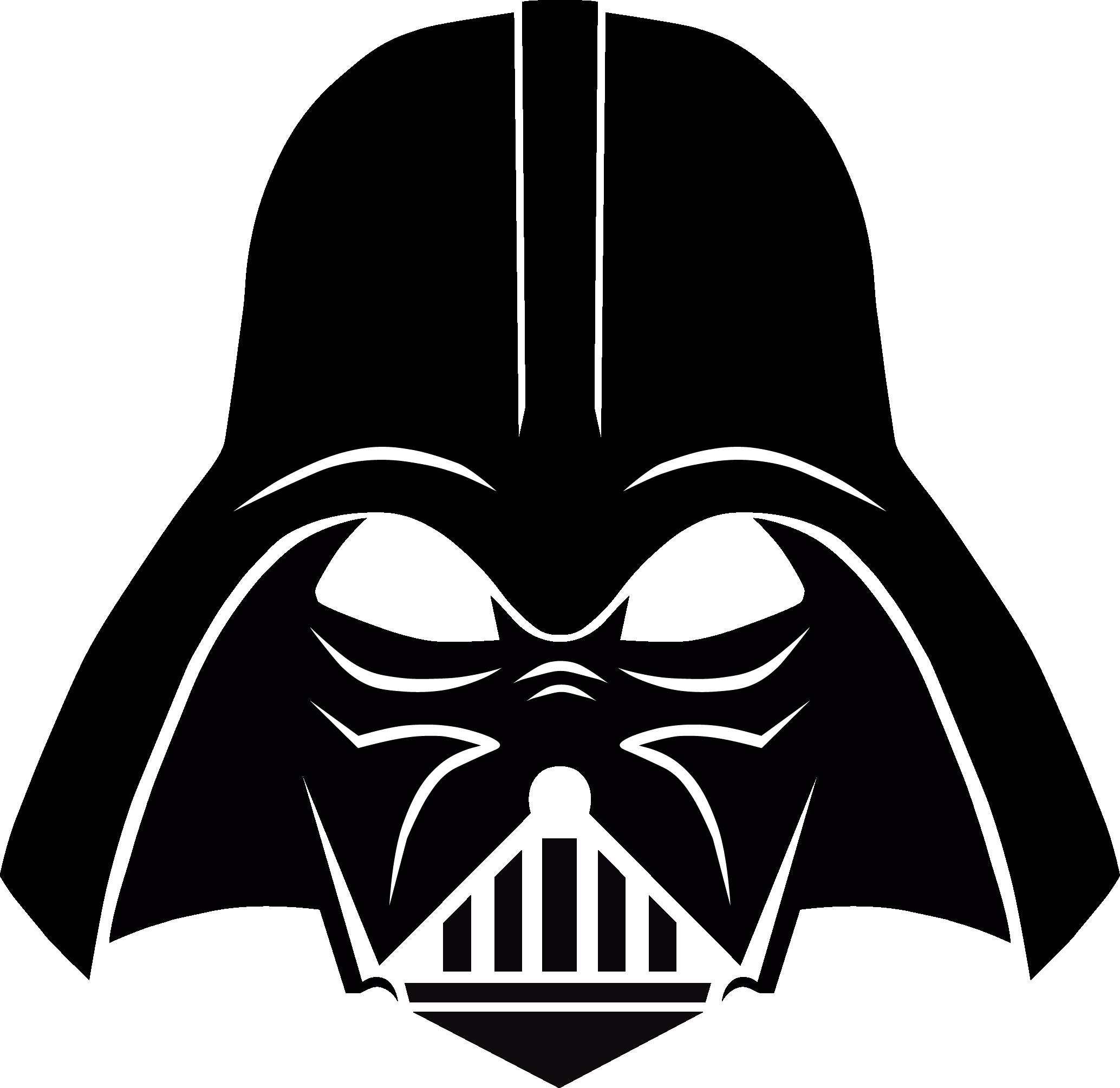 Darth Vader Stencil, free download The Sewing Rabbit