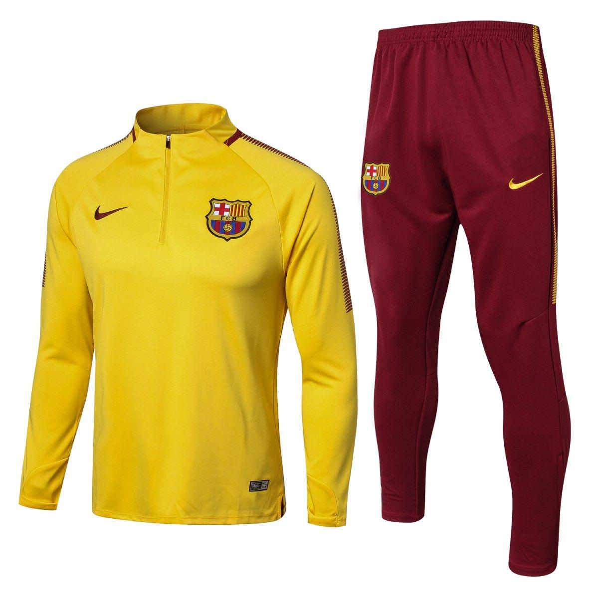 Conheça o novo agasalho de treino do Barcelona inovador!!!! de 2019 ... 26326775a48