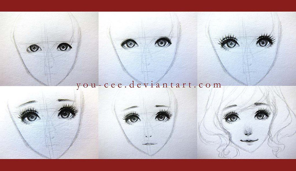 You Cee Semi Realism Study 2 By You Cee D6bma8y Jpg 1024 593 Semi Realism Drawing Tutorial Face Realistic Art