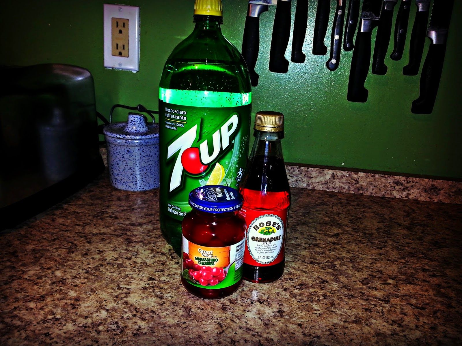 cherry bomb mocktail holiday drink ideas from 7up and canada