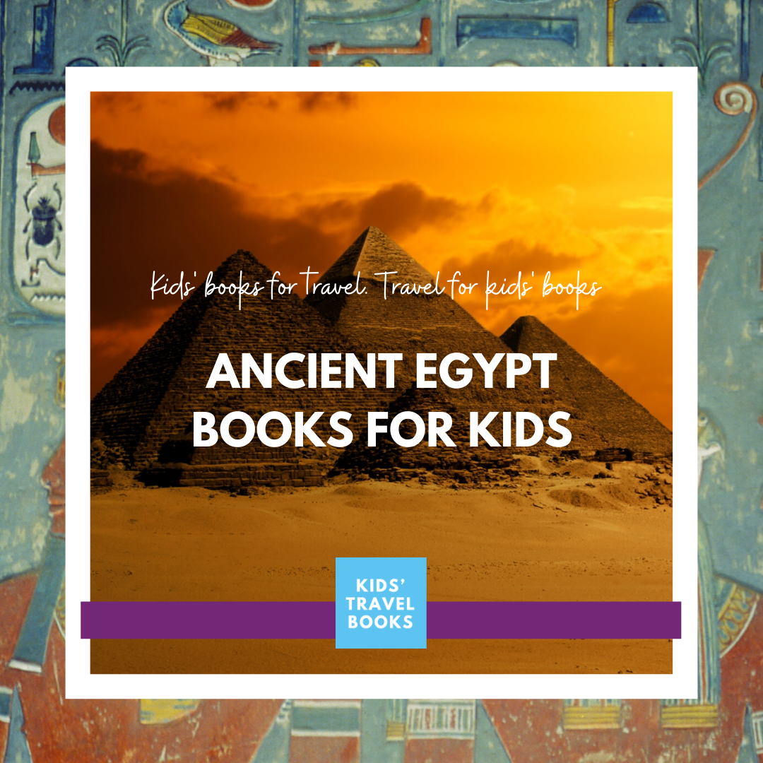 Ancient Egypt Books For Kids In