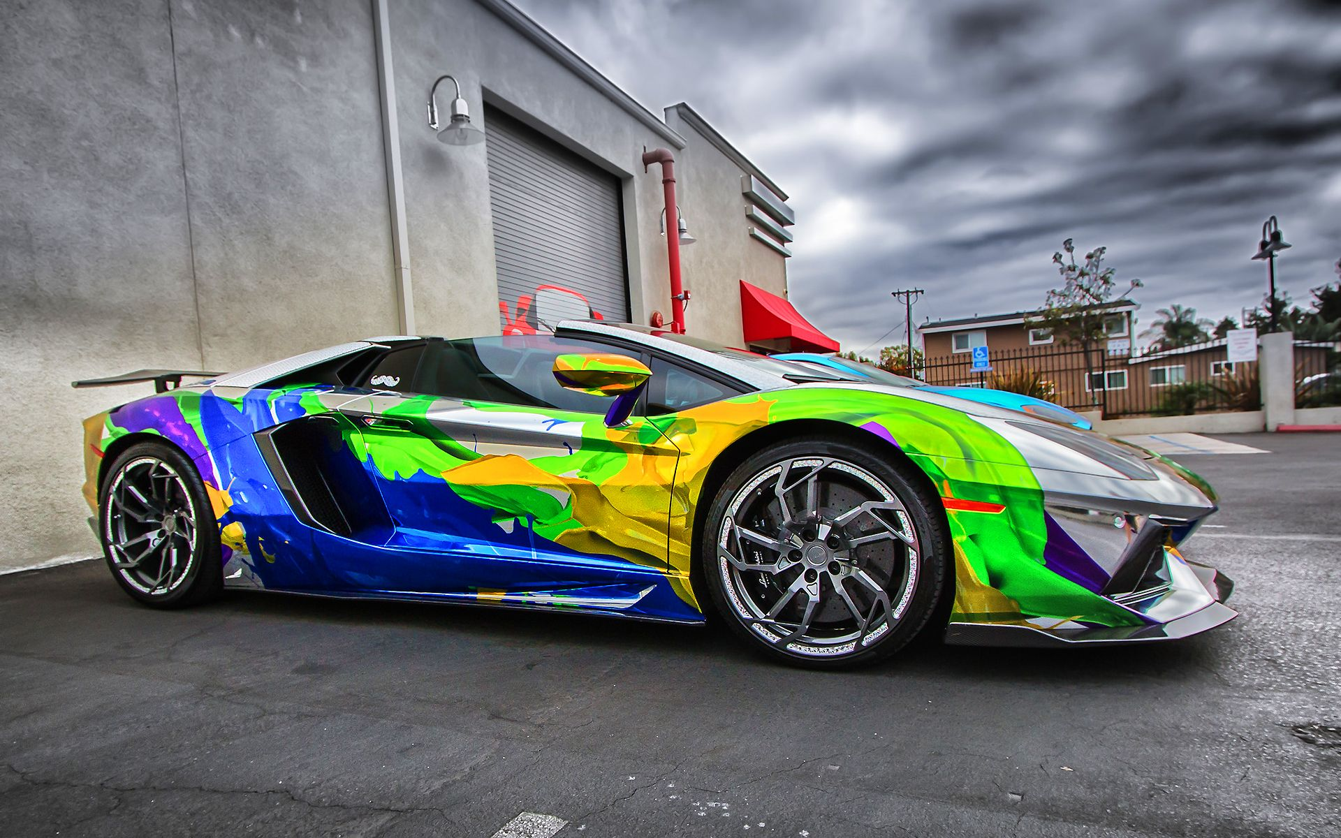 High Quality Merveilleux Hd Wallpaper Neon Cool Wallpapers Lamborghini Colors Hd 1080p  For Android Mobile Iphone Mac 1920x1080