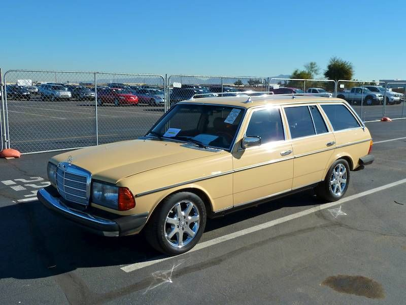 Mercedes benz 300td modified station wagon now for Mercedes benz station wagon
