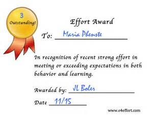 Effort award certificate template 31 free certificate of effort award certificate template 31 free certificate of appreciation templates and letters yelopaper Image collections