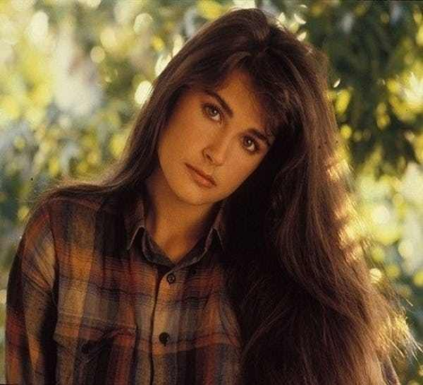 20 Things You May Not Know About Demi Moore | Purple