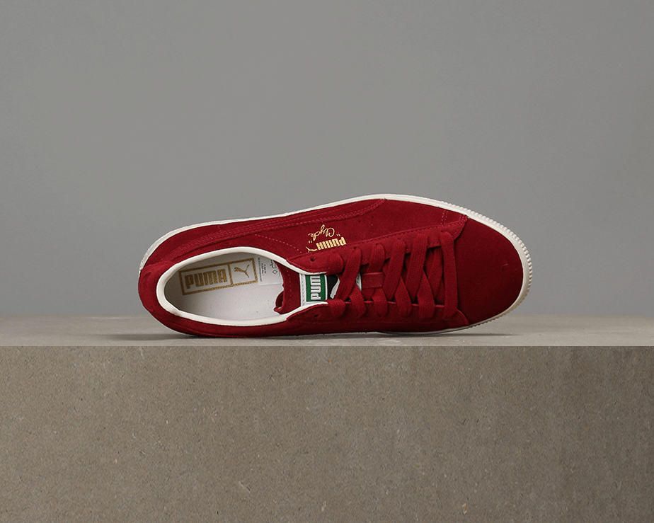 lowest price 33391 27c12 Puma Clyde From The Archive - Red Dahlia - UK 11 | Products ...