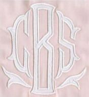 luxury monograms for luxury bed bath and table linens monograms