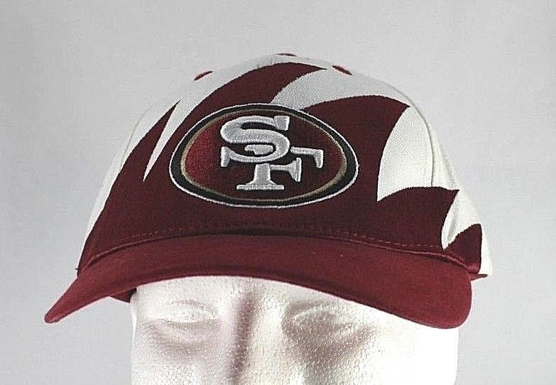 huge discount 72b2b a1ad9 San Francisco 49ers White Red NFL Baseball Cap Adjustable   Clothing, Shoes    Accessories, Men s Accessories, Hats   eBay!